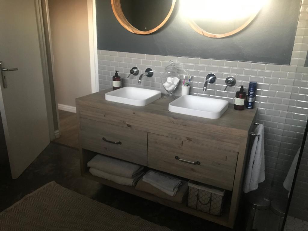 modernize bathroom